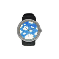 Custom Men's Resin Strap Watch Model307