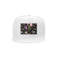 Custom Unisex Flat Bill Snapback Hat