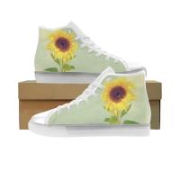 Custom Light Up Women's Shoes (Model 045)