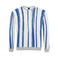 Custom All Over Print Crewneck Sweatshirt for Men Large (H18)