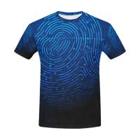 Custom Men's All Over Print T-shirt (USA Size) (Model T40)