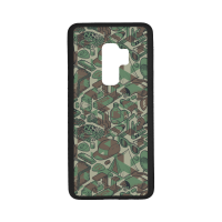 Custom Rubber Case for Samsung Galaxy S9 Plus