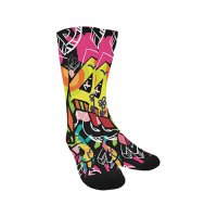 Sublimated Crew Socks