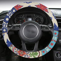 Steering Wheel Cover with Anti-Slip Insert