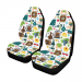 Car Seat Cover Airbag Compatible