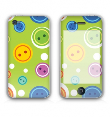 Gel Skin for IPhone 4,4S