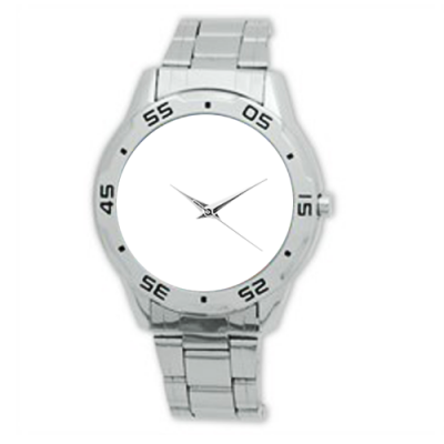 Analogue Stainless Steel Men's  Watch Model108