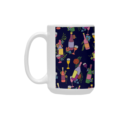 Custom Ceramic Mug (15OZ)